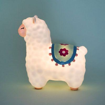 Mini Lama natlys
