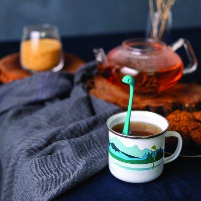 Nessie-kop og teæg