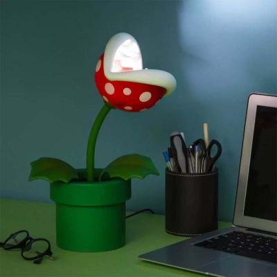 Super Mario Kødædende plante-lampe