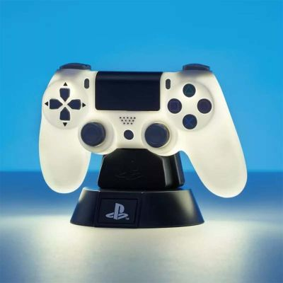 Playstation Controller 4. Gen Icons Lampe