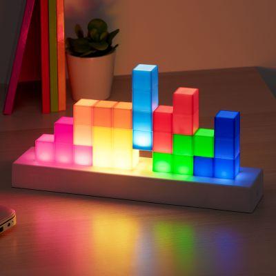 Tetris Blok Lampe