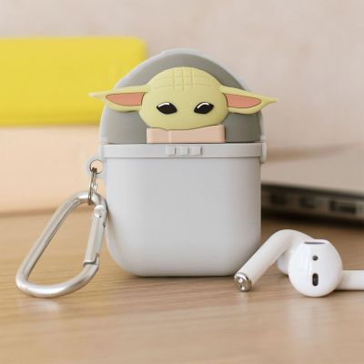 Mandalorian og Baby Yoda AirPod-etuier