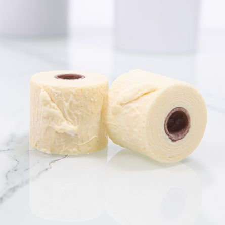 Chokoladetoiletpapir 2 miniruller