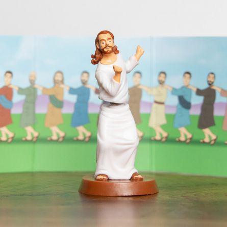 Bobblefigur: Dancing With Jesus