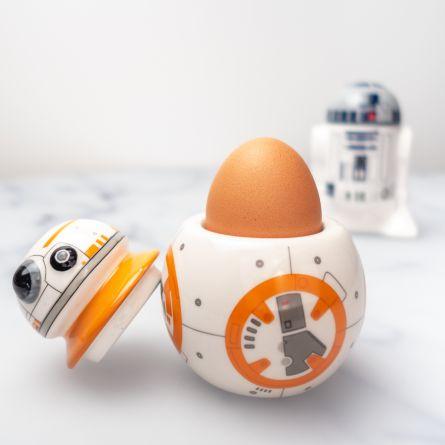 Star Wars æggebæger sæt BB-8 og R2D2