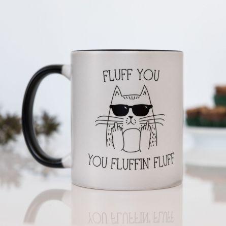 Fluff you temperaturfølsomt krus