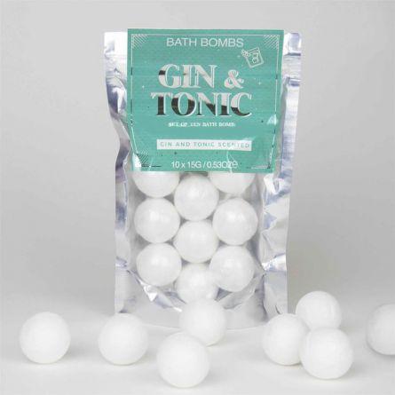 Gin og Tonic Bathbombs
