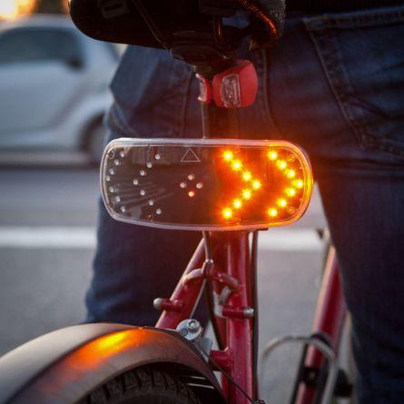 IGGI Signal Pod - Blinklys til cyklen