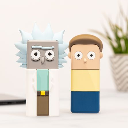 Rick og Morty Powerbanks