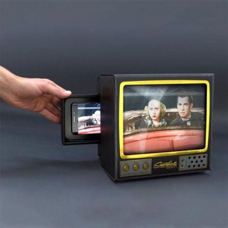 Smartphone forstørrelsesskærm