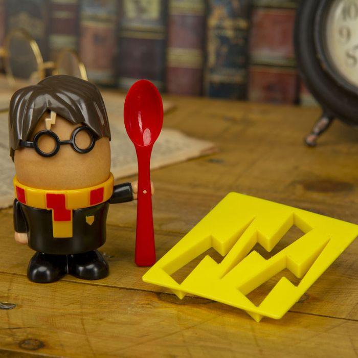 Harry Potter Æggebære med Toast Skabelon