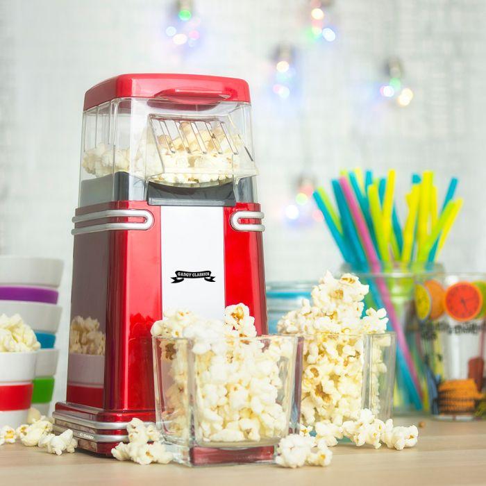 Retro mini popcornmaskine