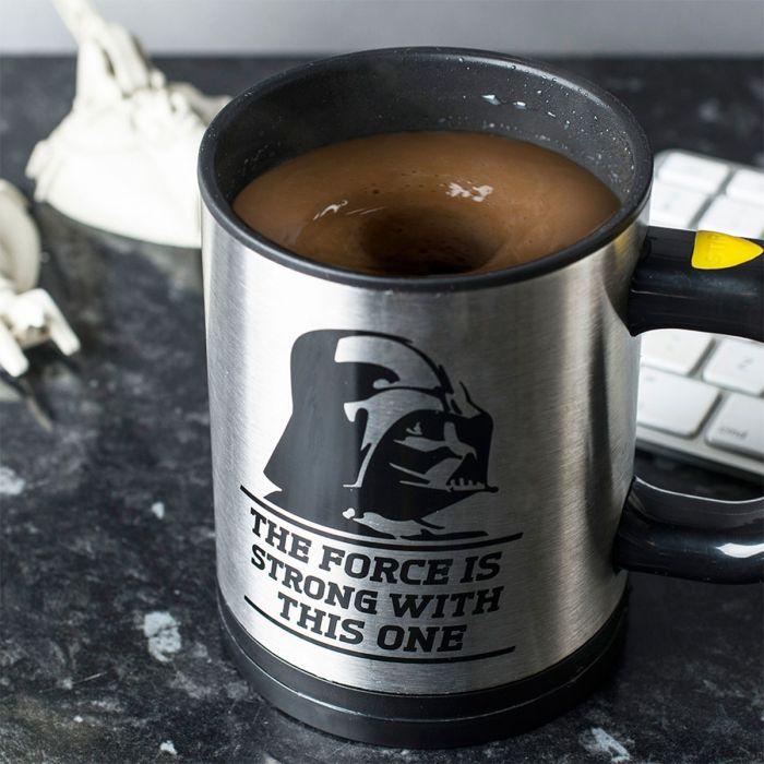Star Wars Selvrørende Krus
