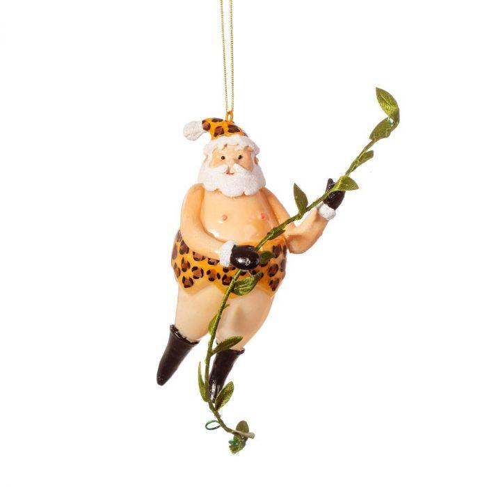 Jule Tarzan juletræspynt