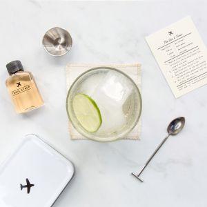 Cocktailsæt til flyrejsen