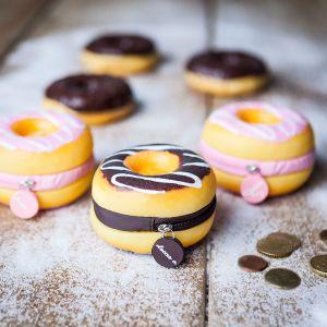 Duftende pengepung i Donutdesign