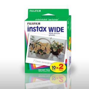 Fujifilm Instax WIDE Kamerafilm Sæt med 2