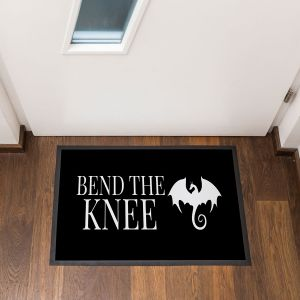 Bend The Knee Dørmåtte
