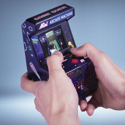 40 års fødselsdagsgave - 240 in 1 Mini Arcade-Maskine