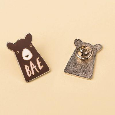Homewear & accessoires - BAE-Bjørn pin