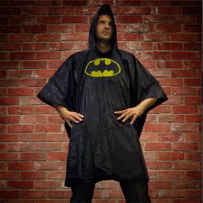 Karneval og Fastelavn - Batman regnponcho