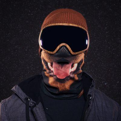Vintergadgets - Beardo Skimaske