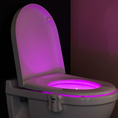 Badeværelse - Toilet-lys med bevægelsessensor