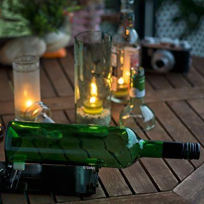 Deko - Flaske skærer