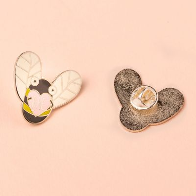 Homewear & accessoires - BAE Humlebi pin