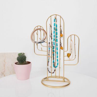 Deko - Kaktus Smykkeholder