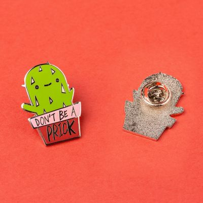 Homewear & accessoires - Kaktus pin