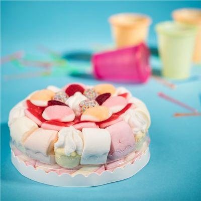 Sødt - Vingummi Tærte