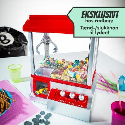 Gaver til børn - Candy Grabber - Slikmaskine