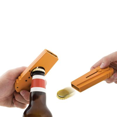 Karneval og Fastelavn - CAP Zappa - Flaskeåbner med kapsel-affyring