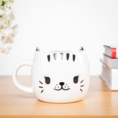 Gaver til børn - Varme sensitiv kattekop