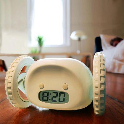 Ure - Clocky - Vækkeuret, der løber væk