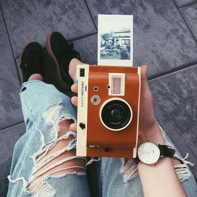Valentinsdags gaver - Instant Kamera LOMO