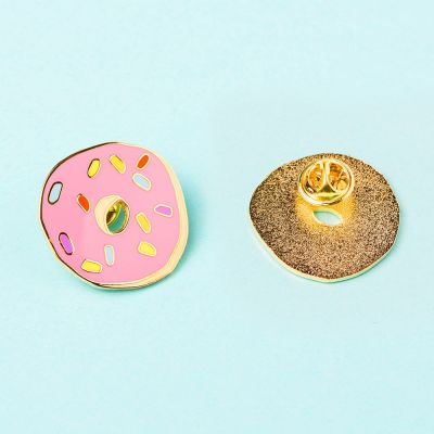 Accessoires - Pink donut pin