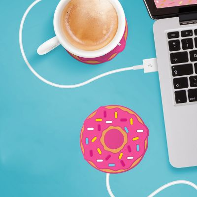 Billige gaver - Donut USB-kaffekopvarmer