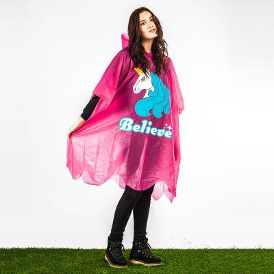 Enhjørning gaver - Enhjørning regn poncho