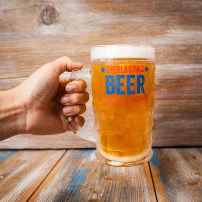 Kopper og glas - Altid fyldt ølkrus