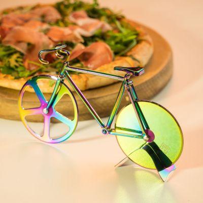 Tilbud - Pizzaskærer i cykeldesign