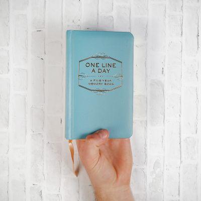 Valentinsdags gaver - One Line A Day - Dagbog til fem år