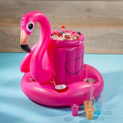 Studentergaver - Oppustelig Flamingo Bar