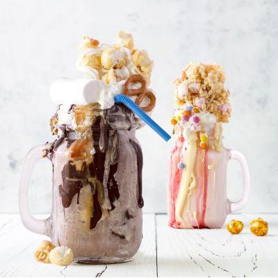 30 års fødselsdagsgave - Freak Shakes milkshake