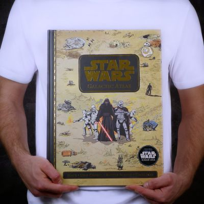 Gaver til børn - Det ultimative Star Wars Atlas
