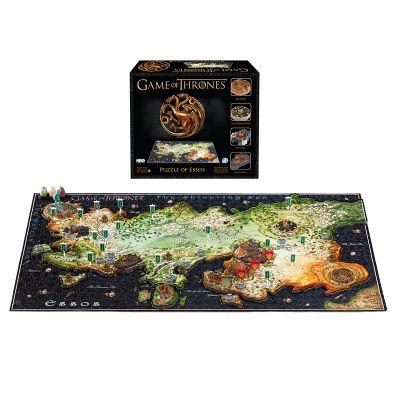 Sjov og spas - Game of Thrones 3D Puslespil - Essos