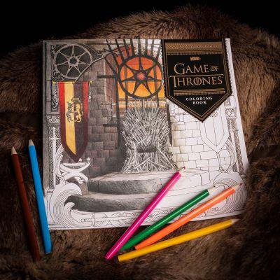 Film & serier - Game Of Thrones Malebog