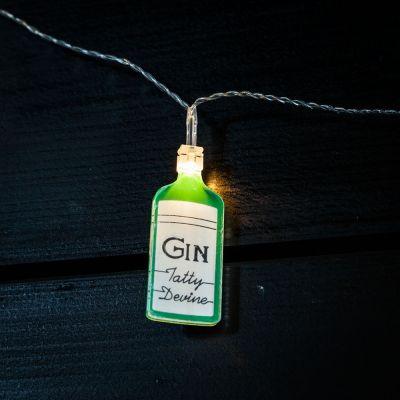 Belysning - Gin Lyskæde