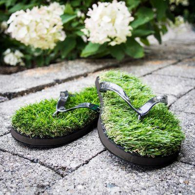 Homewear & accessoires - Græs-klipklapper